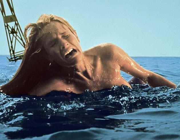 Jaws first victim Susan Backlinie movies' greatest unheralded Scream Queen