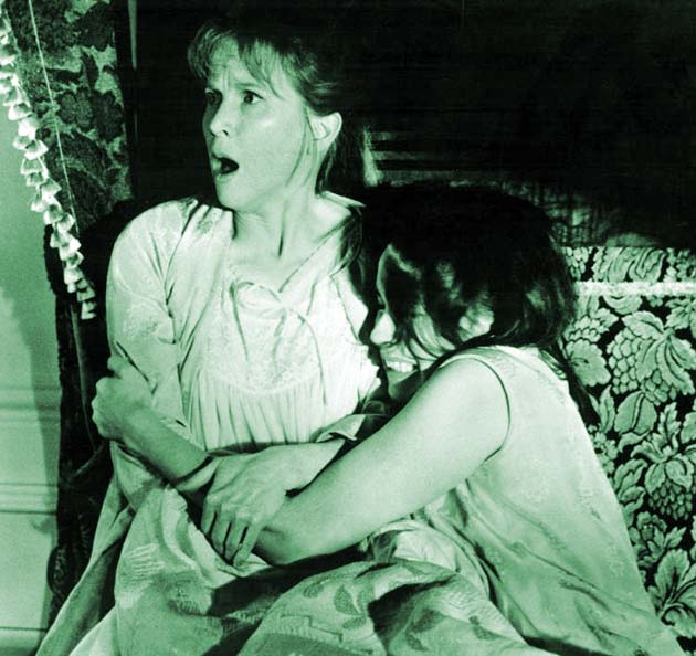 Julie Harris Claire Bloom The Haunting