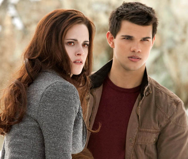 Twilight Breaking Dawn Part 2 Kristen Stewart Taylor Lautner battle to the death