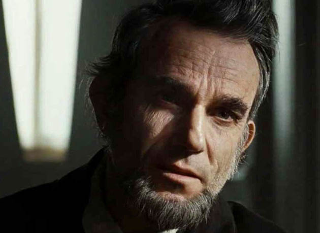 Lincoln Daniel Day-Lewis as US President Abraham Lincoln: Serious Steven Spielberg surely Oscar contender