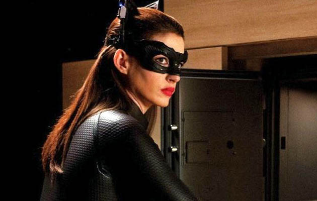 The Dark Knight Rises Anne Hathaway as Catwoman Selina Kyle: Oscar fave thanks to her other movie