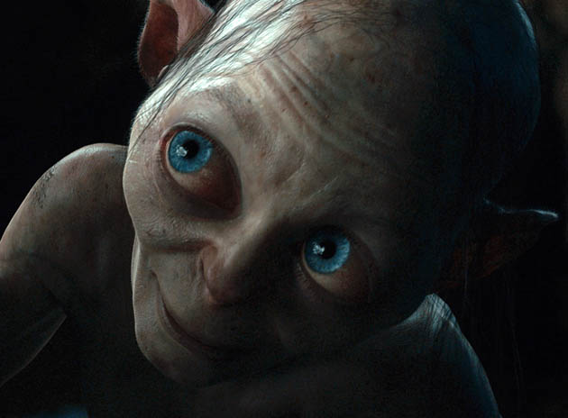 The Hobbit Gollum (Andy Serkis): An Unexpected Journey both blockbuster and disappointment?