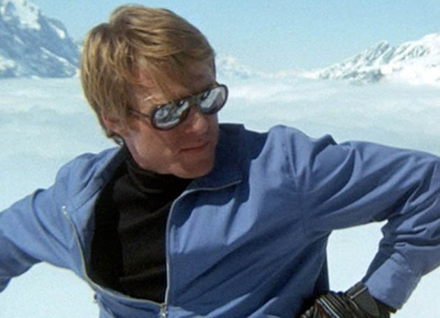 Downhill Racer Robert Redford: Box office disappointment about egocentric Olympic skier