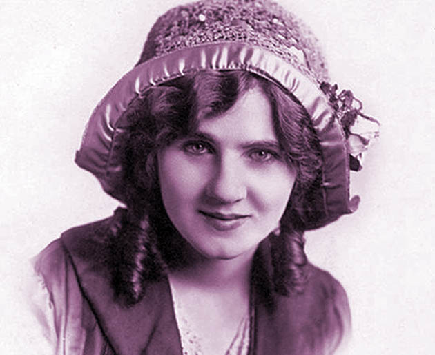 Florence Lawrence Woman Film Pioneer