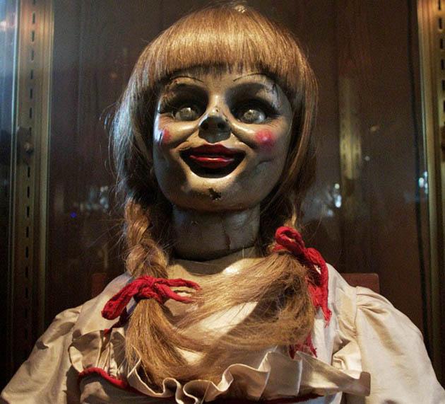 Annabelle movie horror