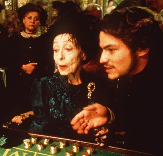 Luise Rainer The Gambler