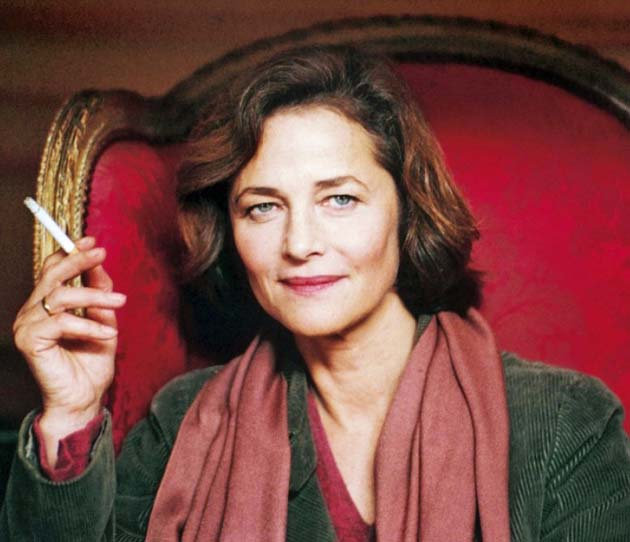 Charlotte Rampling Under the Sand British multiple César nominee