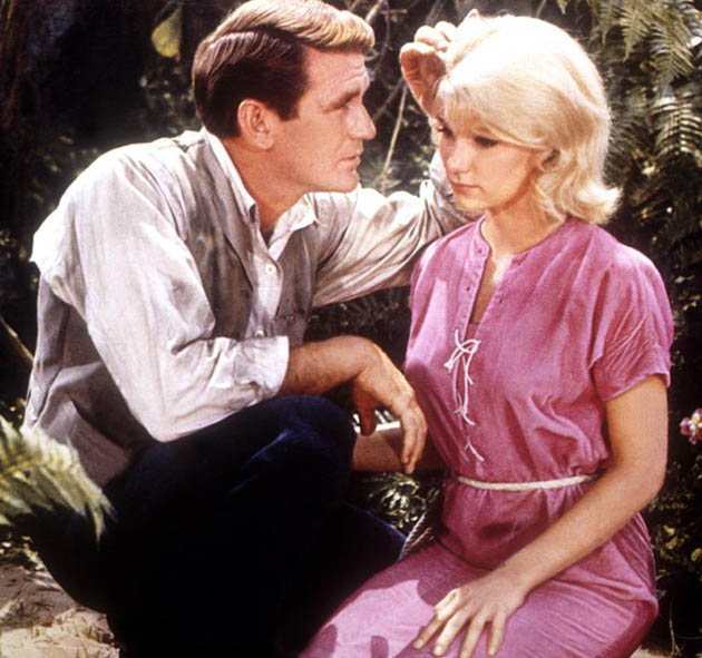 Rod Taylor The Time Machine Yvette Mimieux