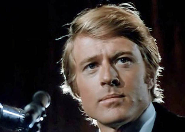 Young Robert Redford The Candidate
