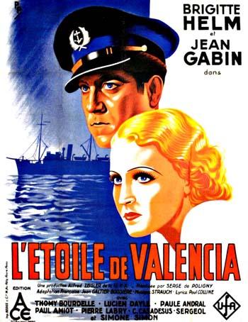 L'etoile de Valencia film