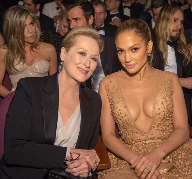 Meryl Streep Jennifer Lopez