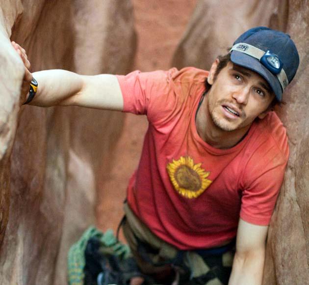 James Franco 127 Hours Best Actor Oscar nomination