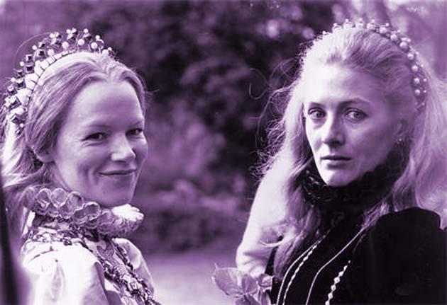 Glenda Jackson Mary Queen of Scots