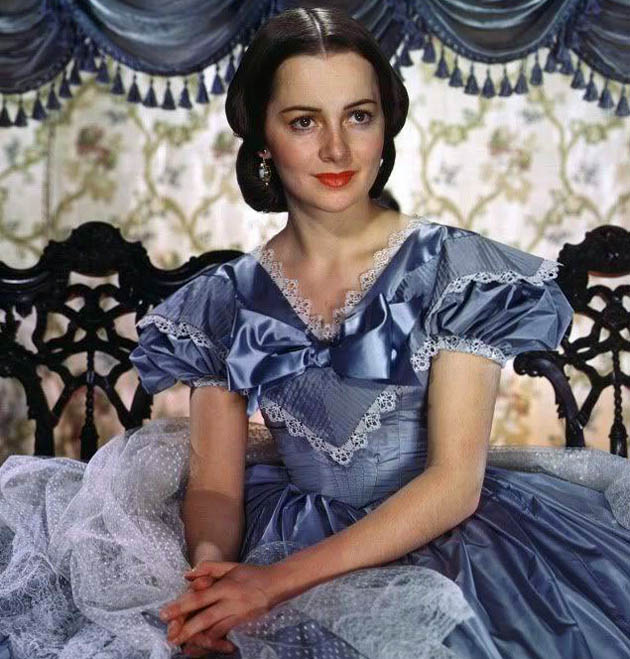 Olivia de Havilland Gone with the Wind