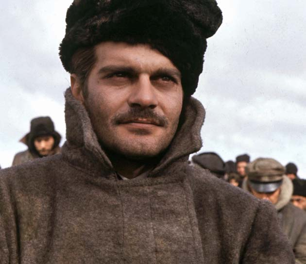 Omar Sharif Movies: Stardom Boosted by 'Doctor Zhivago,' Busted by Ch...