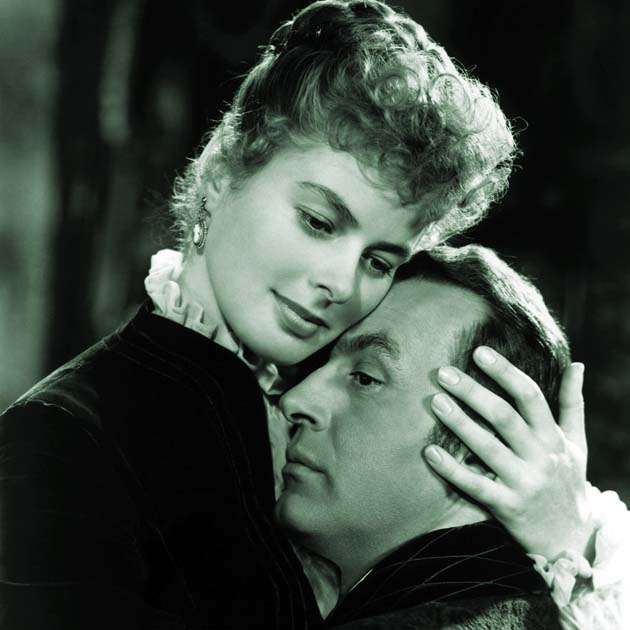 Ingrid Bergman Gaslight Charles Boyer