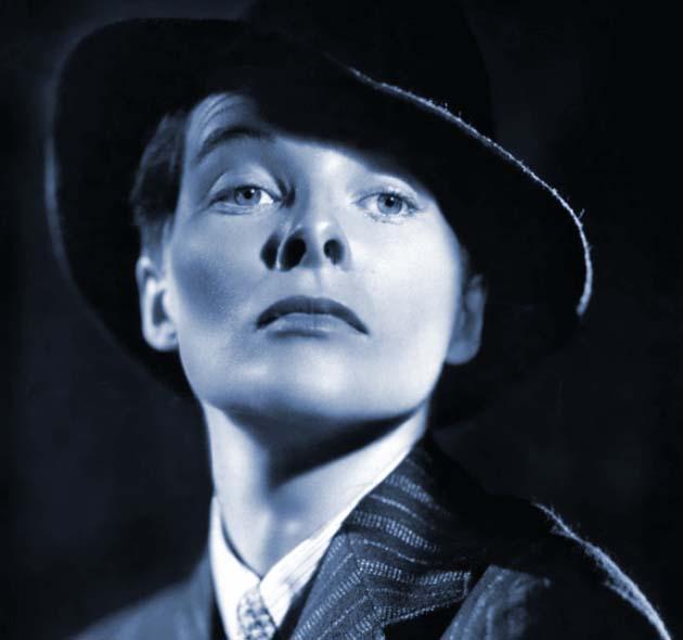 Katharine Hepburn Woman in Drag