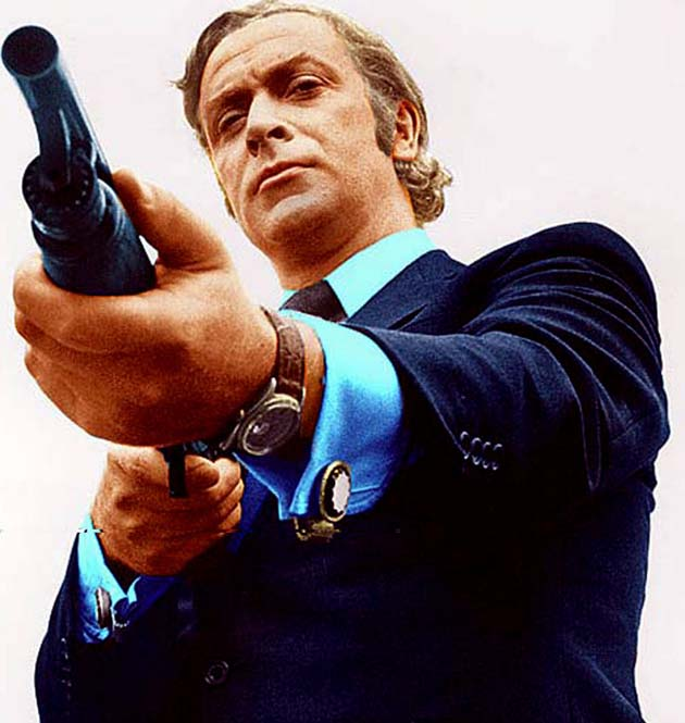 Michael Caine Get Carter 1972