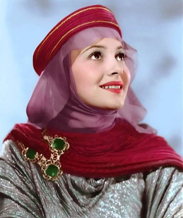 Olivia de Havilland The Adventures of Robin Hood