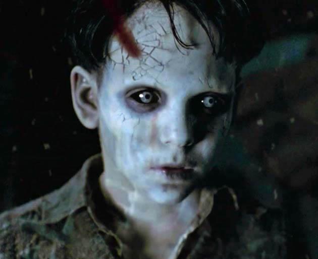 living dead boy Junio Valverde The Devil's Backbone greed in times of Civil War