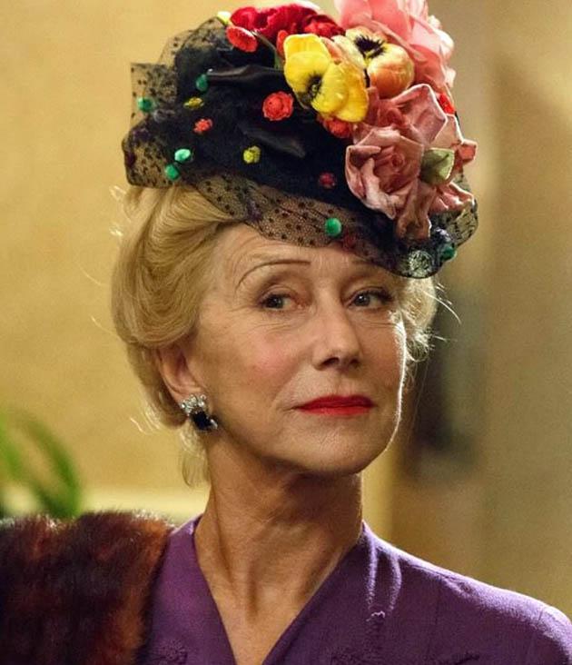 SAG Awards Helen Mirren Hedda Hopper surprise double nominee