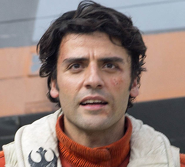 Star Wars The Force Awakens Oscar Isaac Poe Dameron NOT all-time box office champs?