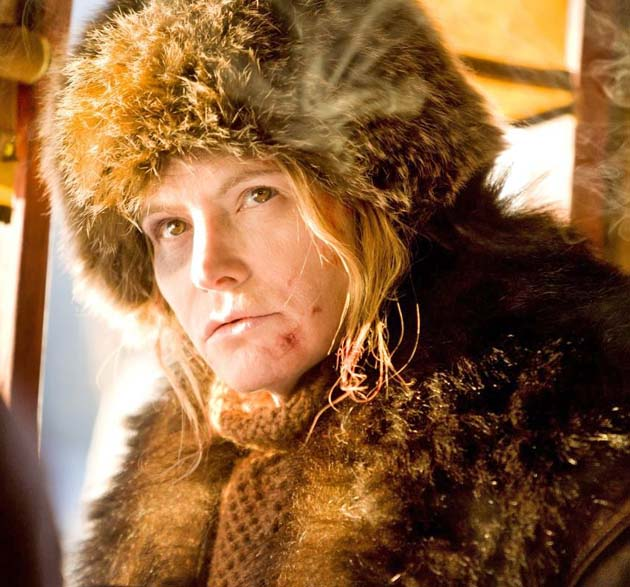 The Hateful Eight Jennifer Jason Leigh Best Supporting Actress Oscar contender