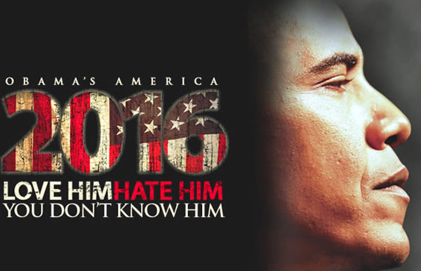 2016 Obama's America movie Dinesh D'Souza