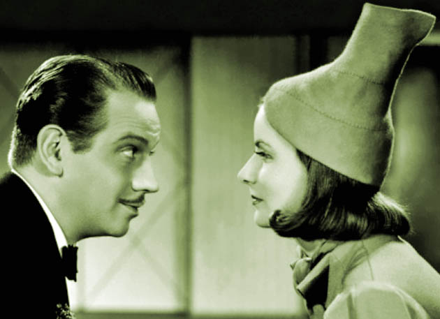 Ninotchka Greta Garbo Melvyn Douglas should be mandatory viewing for comedy actors and filmmakers