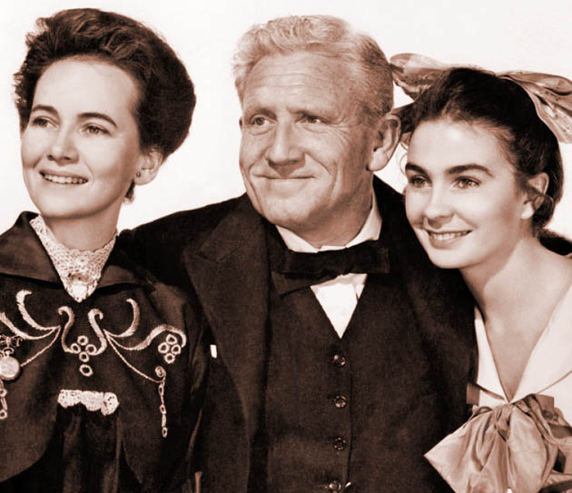 Teresa Wright The Actress Jean Simmons Spencer Tracy
