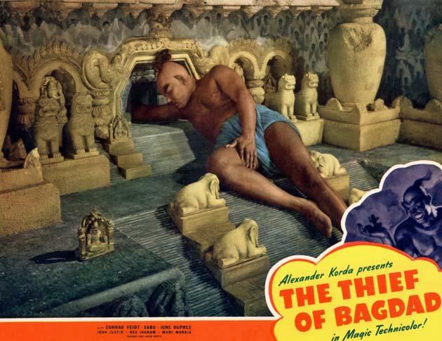 The Thief of Bagdad Rex Ingram