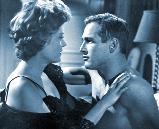 The Young Philadelphians Paul Newman Alexis Smith underbelly of the American Way of Life