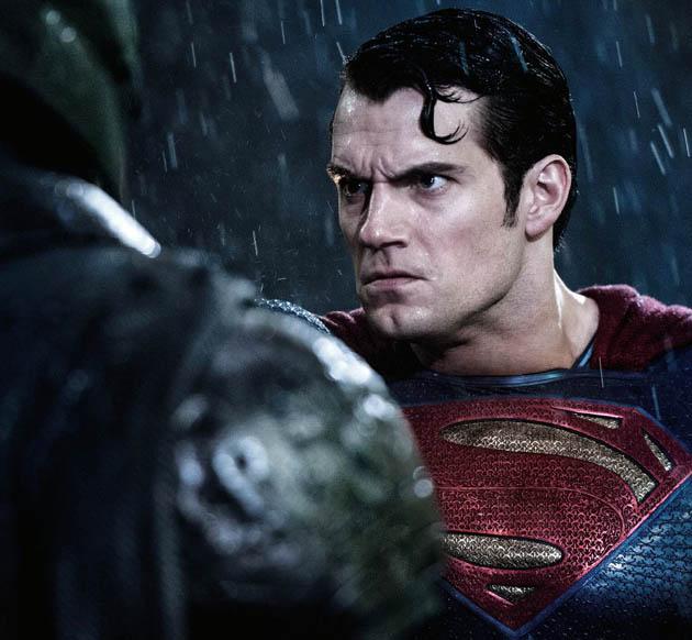 Batman v Superman Henry Cavill alien orphan subjected to attacks