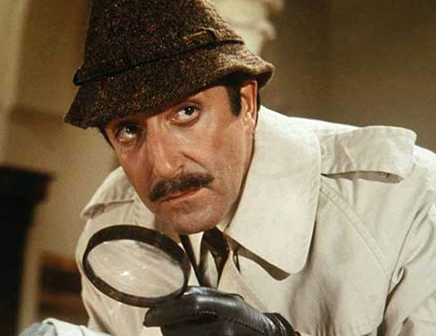 The Pink Panther Peter Sellers Blake Edwards 1 of most iconic 20th century film characters politically incorrect