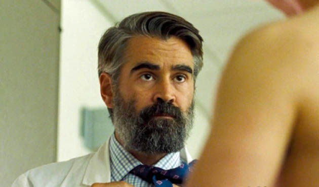 The Killing of a Sacred Deer Colin Farrell: Cannes' Best Screenplay winner Yorgos Lanthimos' disquieting tale