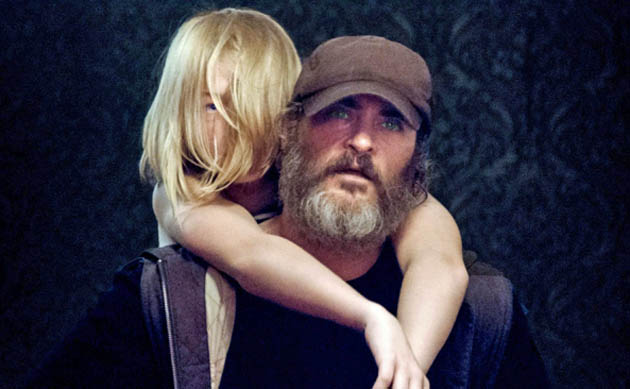 You Were Never Really Here Joaquin Phoenix: Cannes Best Actor for sex trafficking thriller