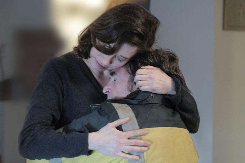 A l'origine with Francois Cluzet, Emmanuelle Devos