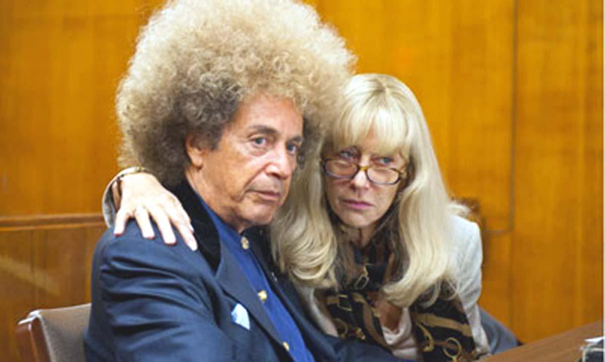 Al Pacino Phil Spector Helen Mirren
