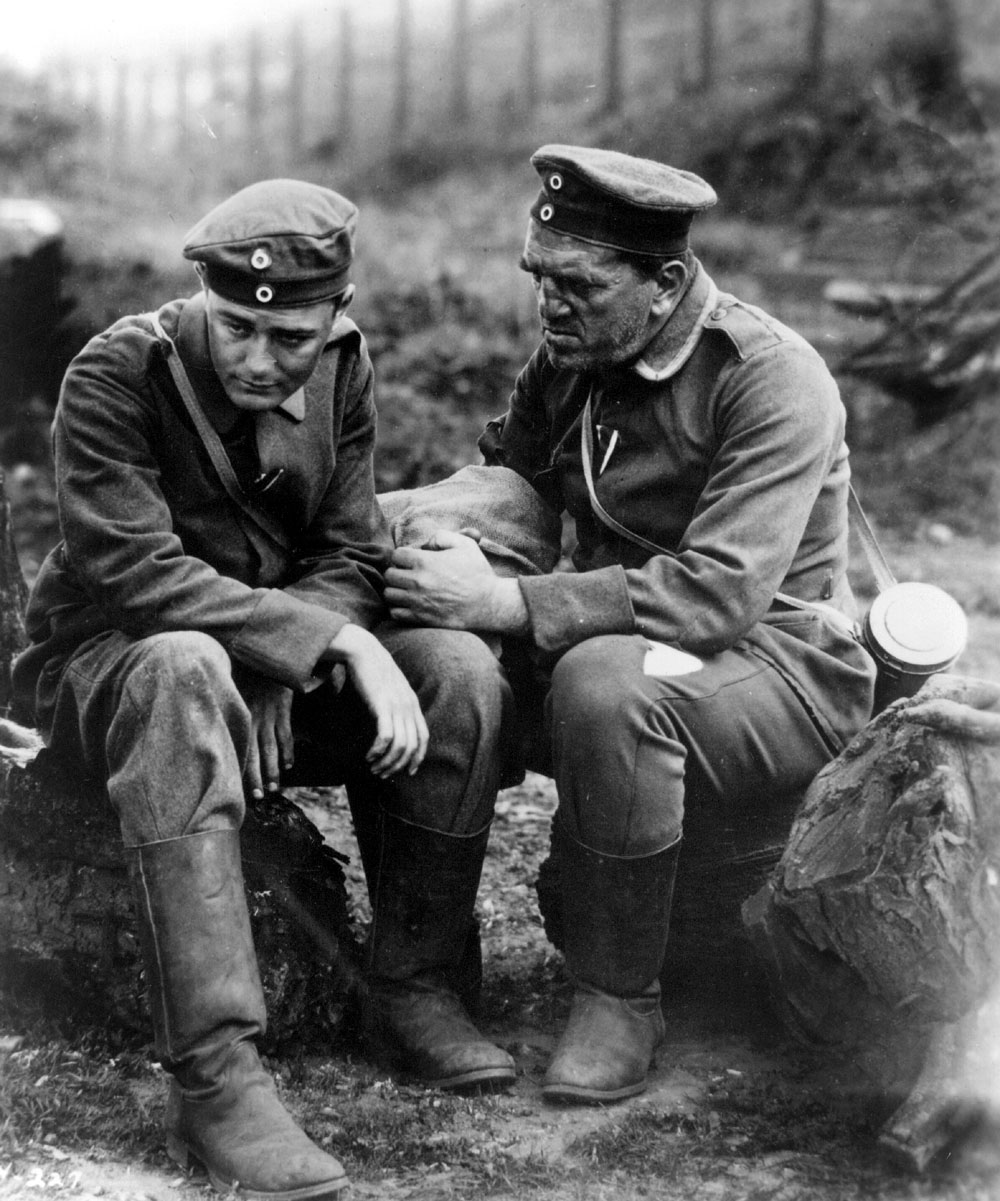 all quiet on the western front classic war drama at film forum  all quiet on the western front classic war drama at film forum