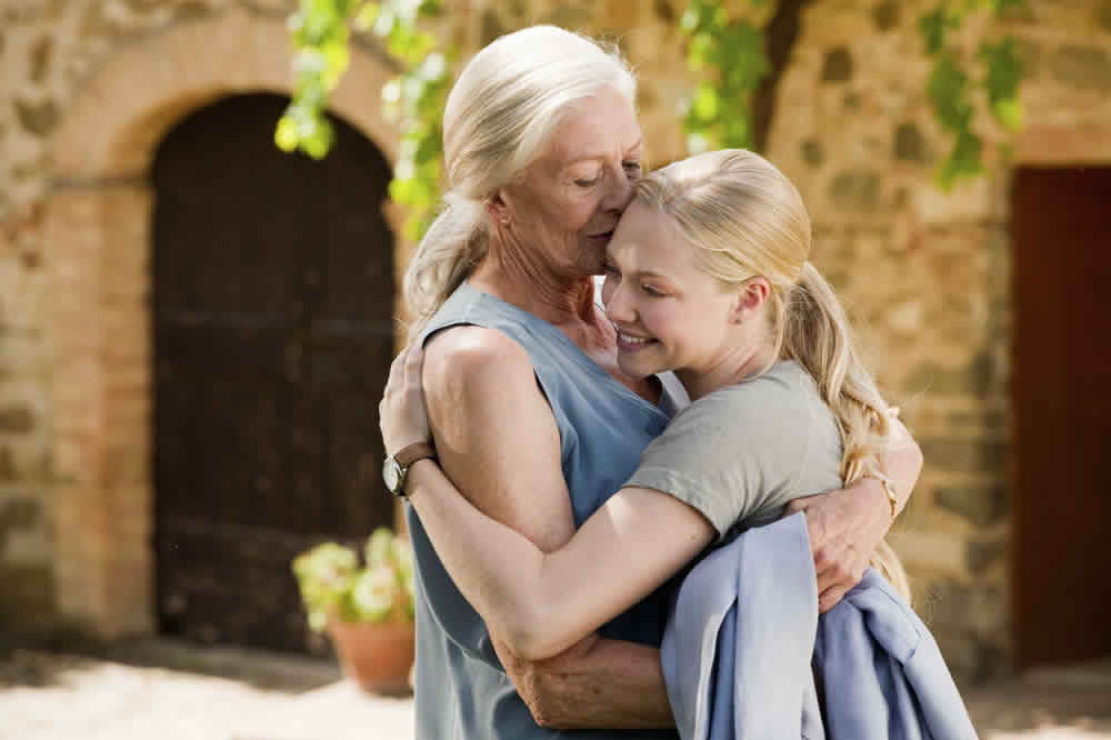 Amanda Seyfried, Vanessa Redgrave, Letters to Juliet