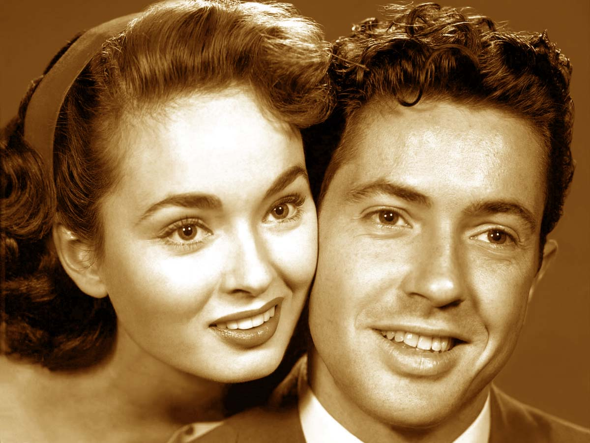 Ann Blyth Farley Granger Our Very Own