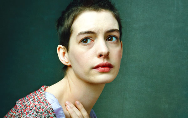 Anne Hathaway Les Miserables Best Supporting Actress