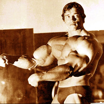 Arnold schwarzenegger bodybuilding image building arnold schwarzenegger workout routine malvernweather Image collections
