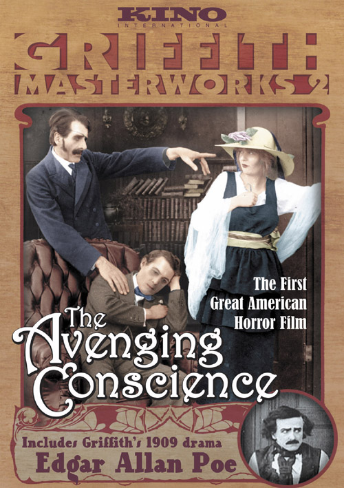 Henry B. Walthall in The Avenging Conscience