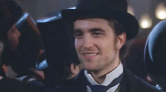 Bel Ami movie, Robert Pattinson, Georges Duroy