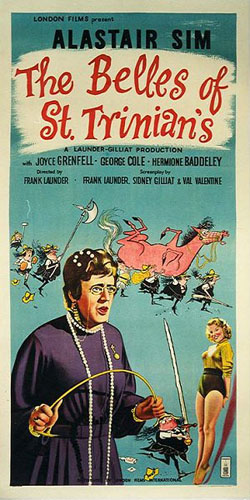 The Belles of St. Trinian's by Frank Launder