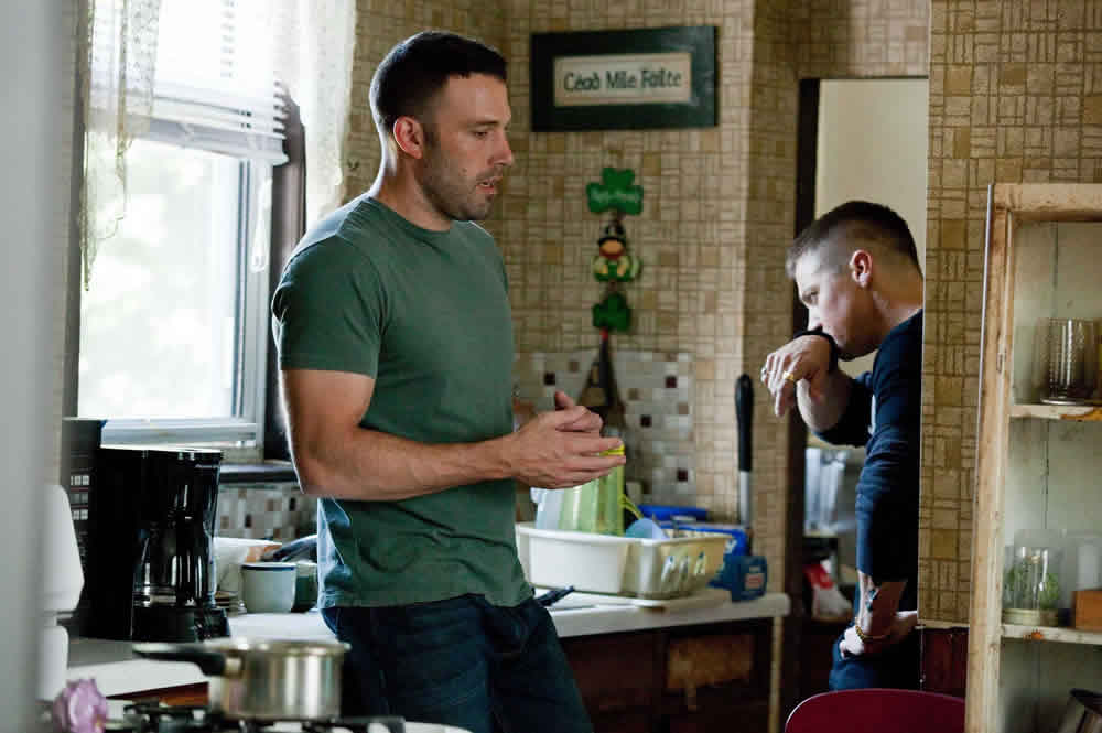 Ben Affleck, Jeremy Renner, The Town