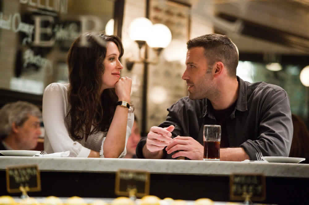 Rebecca Hall, Ben Affleck, The Town