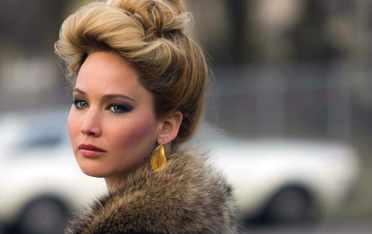 Best Supporting Actress Oscar Jennifer Lawrence
