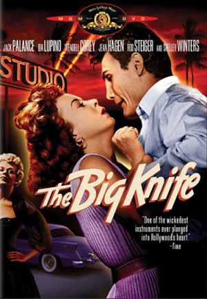 The Big Knife with Jack Palance, Ida Lupino